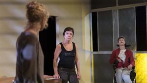 Marilia Samper retrata els exclosos a 'L'alegria'