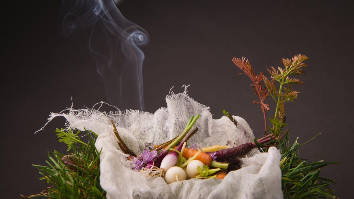 Uno de los platos que contendrá el menú degustación con influencias andinas de Haiku Tast a partir del próximo mes de septiembre.