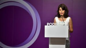Podem exigeix al PSOE incloure la reforma fiscal en els Pressupostos