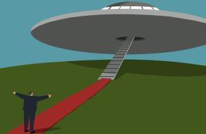 Rebuda extraterrestre