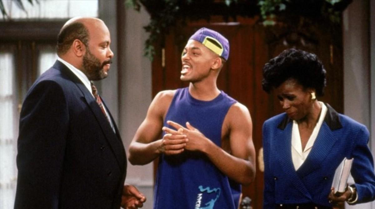 Imagen de la serie 'El príncipe de Bel-Air', protagonizada por Will Smith.