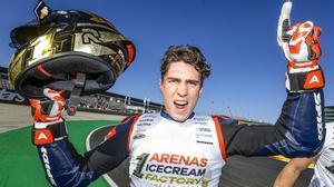 El catalán Albert Arenas, campeón del mundo de Moto3