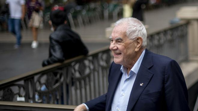 Entrevista al líder de ERC en Barcelona, Ernest Maragall.