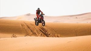 Dakar 2021: Barreda i Sainz guanyen la sisena etapa i retallen distàncies