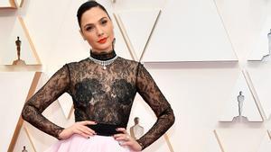 Gal Gadot, en los Oscar del año pasado.