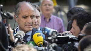 El fiscal demana processar Camps per l'arribada de la fórmula 1 a València