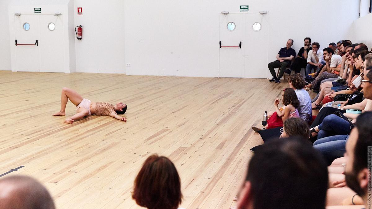 La Caldera es un espacio dedicado a la experimentación en el campo de la danza.