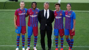 Així és la nova samarreta del Barça