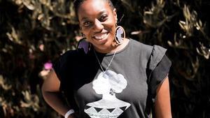 Desirée Bela-Lobedde, activista y escritora.