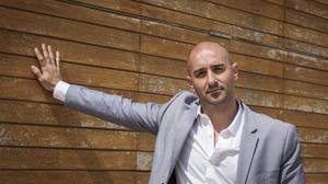 El actor Alain Hernández.