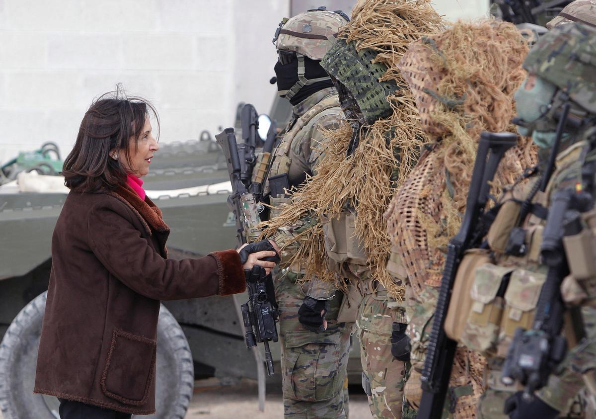 La fiscalía archiva el chat de militares al no apreciar delito