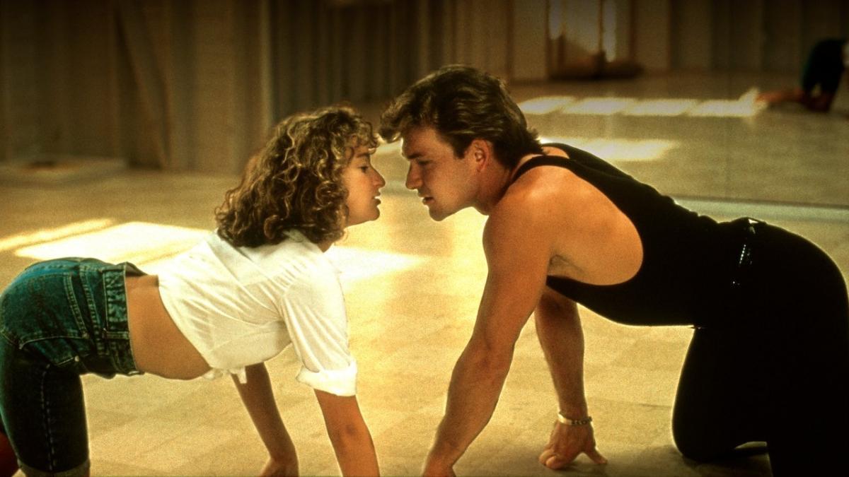 Escena de 'Dirty Dancing'.