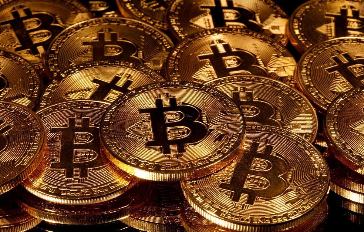 Imagen de archivo de Bitcoins