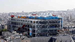 L'envelliment obliga a tancar el Pompidou de París durant 4 anys per obres