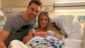 Pau Gasol i Cat McDonnell ja són pares
