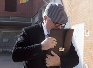 El excomisario José Manuel Villarejo, en una imagen de archivo