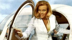 Honor Blackman, en 'Goldfinger'
