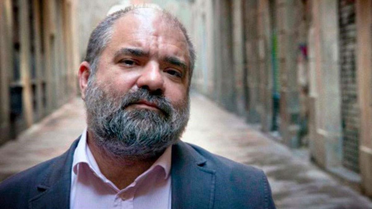 El escritor y filósofo Ferran Sáez Mateu.