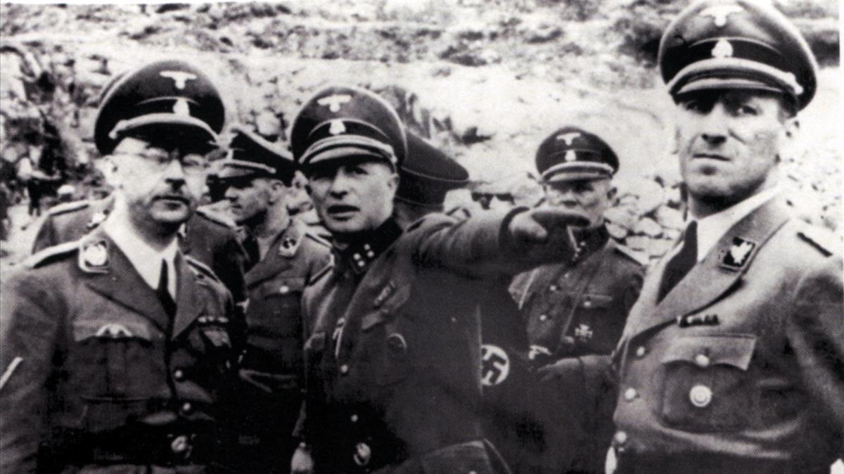 Mario Casas sobreviu a Mauthausen