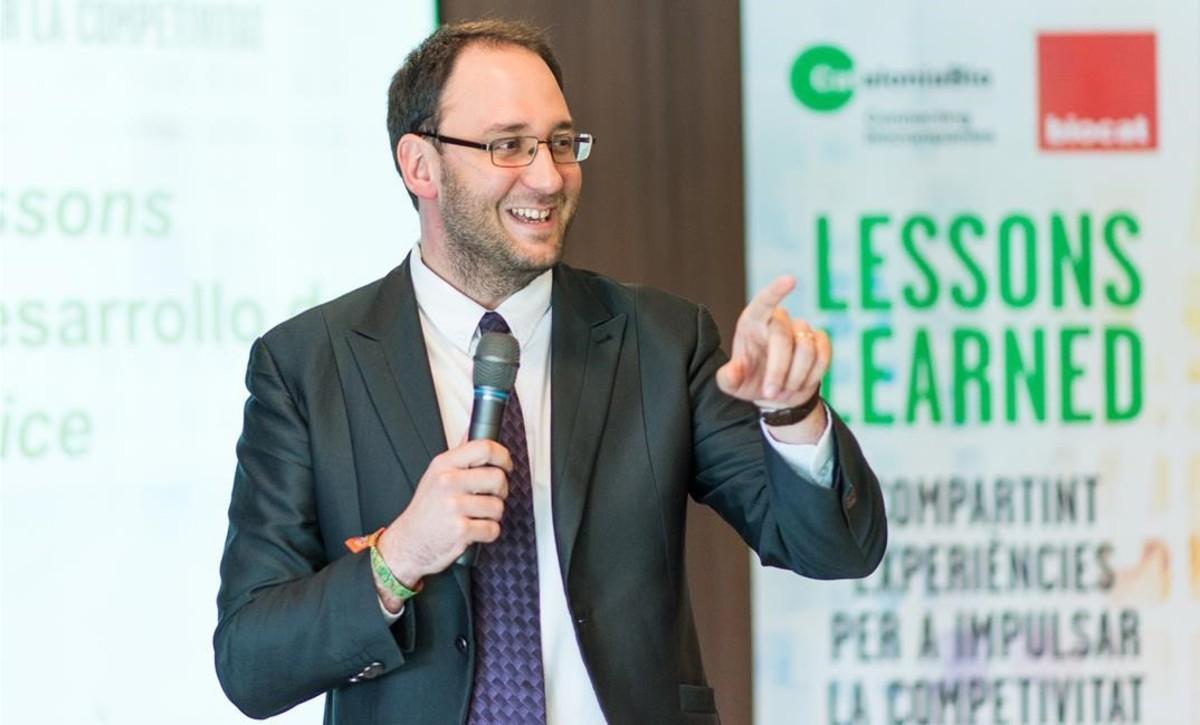 Rosendo Garganta, fundador de Devicare