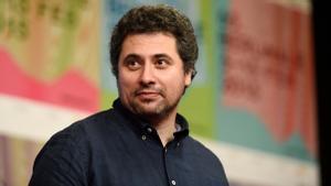 El director rumano de cine Radu Jude