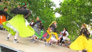 El Esbart Vila d'Esplugues participará en un intercambio cultural en Segovia a principios de septiembre