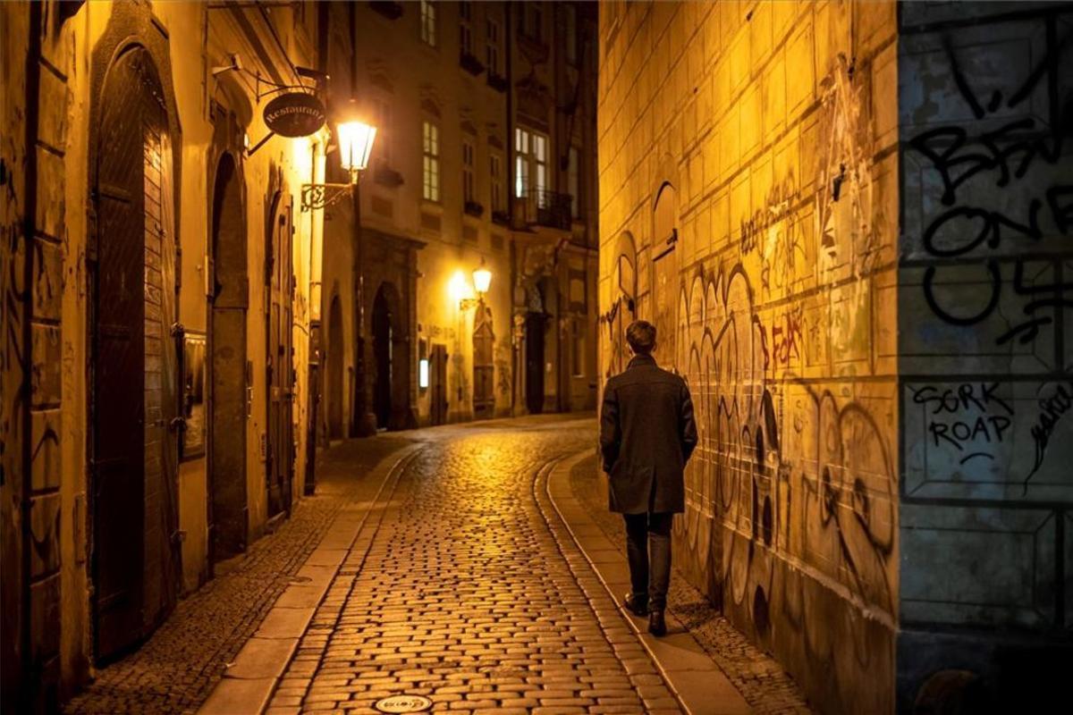 Toque de queda nocturno en la República Checa por la pandemia.