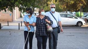 No tocar: la realitat de les persones cegues davant el virus