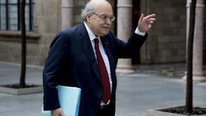 El 'conseller' de Economia, Andreu Mas-Colell.