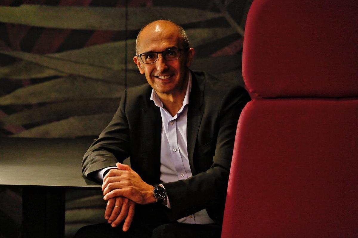 Isaac Hernández, 'country manager' de Google Cloud en España.