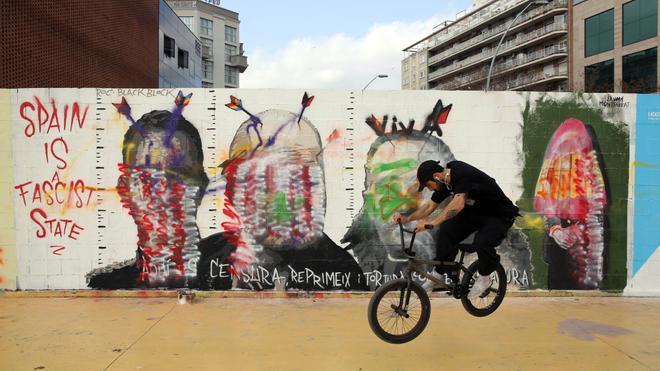 Grafittis tuneados