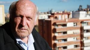 El escultor catalán Josep Ricart