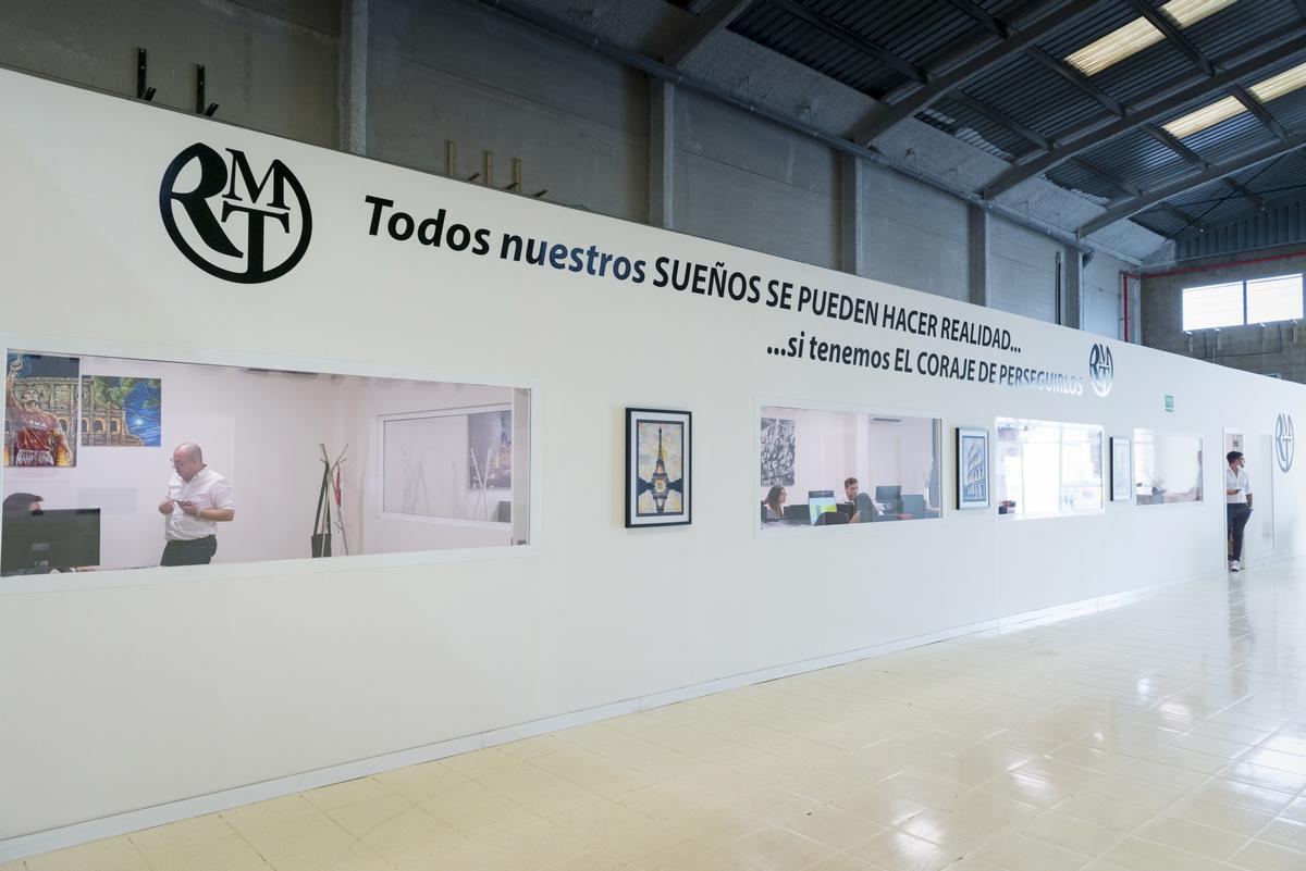 Riba Mundo es la segunda compañía valenciana con un mayor aumento en su facturación