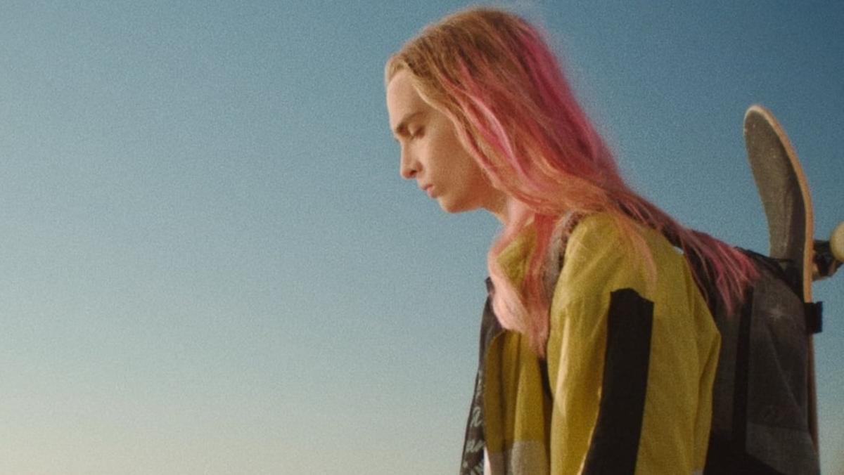 Mya Bollaers, en un fotograma de la película 'Lola'