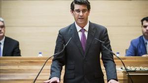 Jorge Rodríguez, en su etapa de presidente de la Diputación de Valencia.
