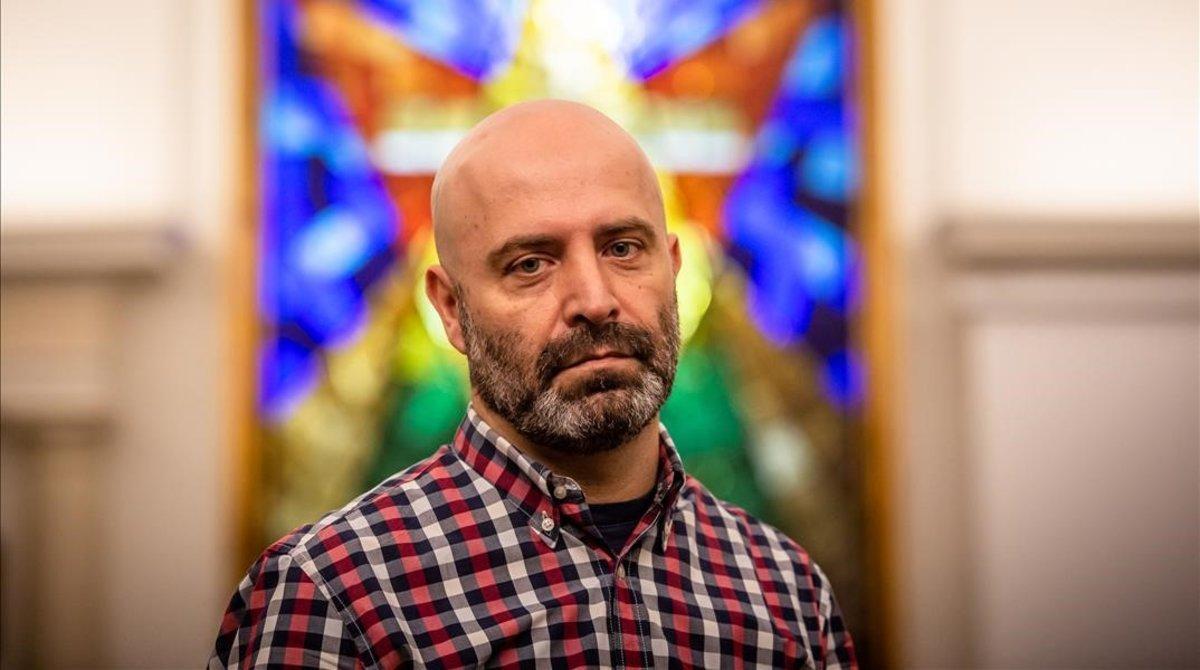 """Carlos Osma: """"Jesús es lo más LGTBI de la Biblia"""""""