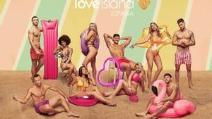 Los concursantes de 'Love Island', de Neox.