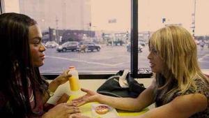 Fotograma del filme, 'Tangerine', revolución del Festival de Sundance.