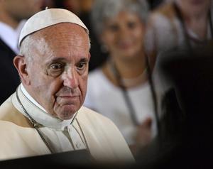 Papa Franciscoquiso reconocer también los esfuerzos de las autoridades tailandesas para extirpar este flagelo.