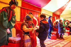 El Campament Reial dels Reis d'Orient obre les portes a Viladecans