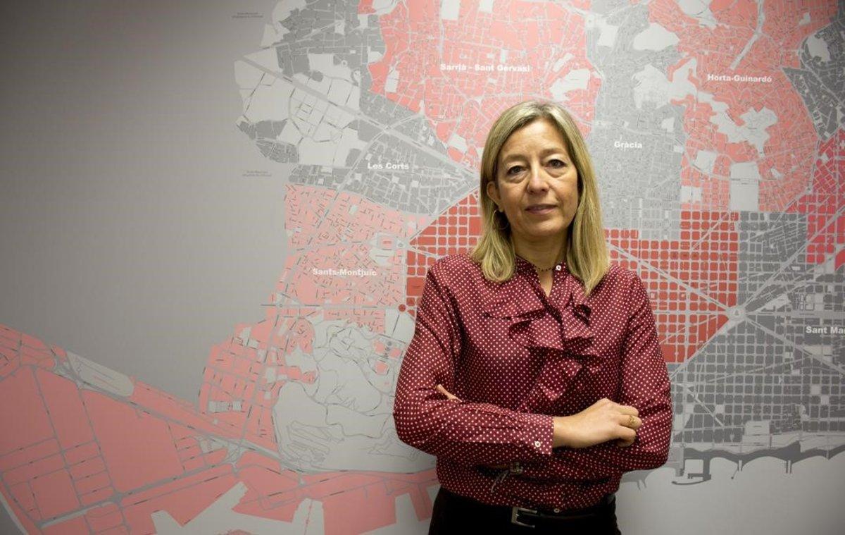 Mireia García, directora general de Innomads