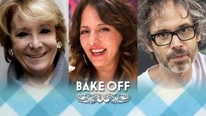 De Yolanda Ramos a Chenoa y James Rhodes: Lista completa de concursantes de 'Celebrity Bake Off'