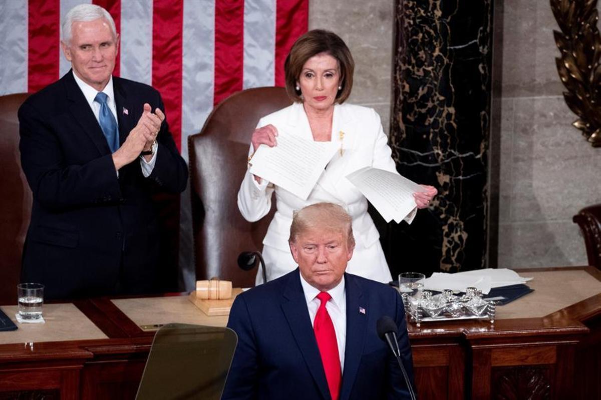 Trump planeja concedir cent indults el seu últim dia com a president