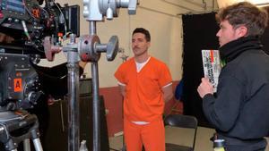 Miguel Ángel Silvestre, protagonista de 'En el corredor de la muerte', la serie de Movistar+ basada en la historia de Pablo Ibar.