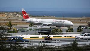 Un avión ruso que ha aterrizado en Caracas despierta todas las alarmas.