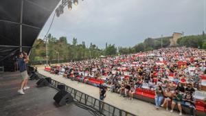 LOS40 Primavera Pop permeten a Rubí celebrar el primer acte multitudinari des de l'arribada de la Covid
