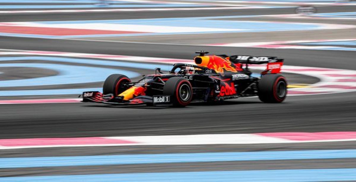 Verstappen volvió a superar a Hamilton en Estiria.