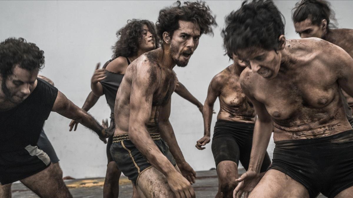 'Furia', de Lia Rodrigues, una de las obras que han caído de la programación tras cancelarse la constelación dedicada a la coreógrafa brasileña.