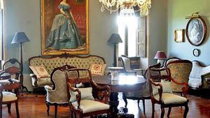 La família Franco recorre que l'Estat sigui dipositari dels béns de la casa pairal de Meirás
