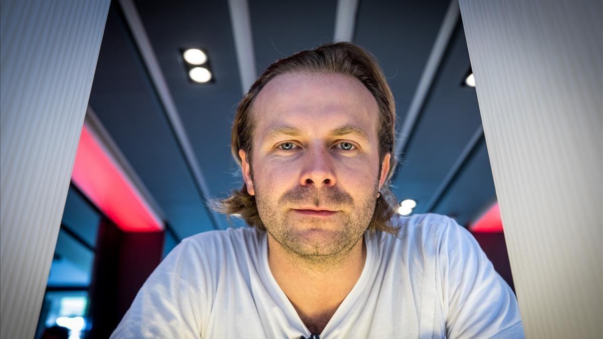 Klim Shipenko, tras la presentación en Sitges de 'Salyut-7'